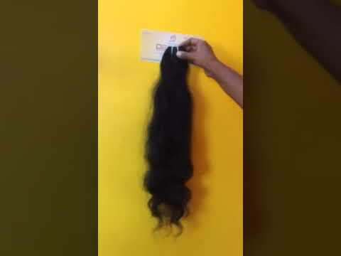 Indian Weft Human Hair Bundles Suppliers in Chennai at India
