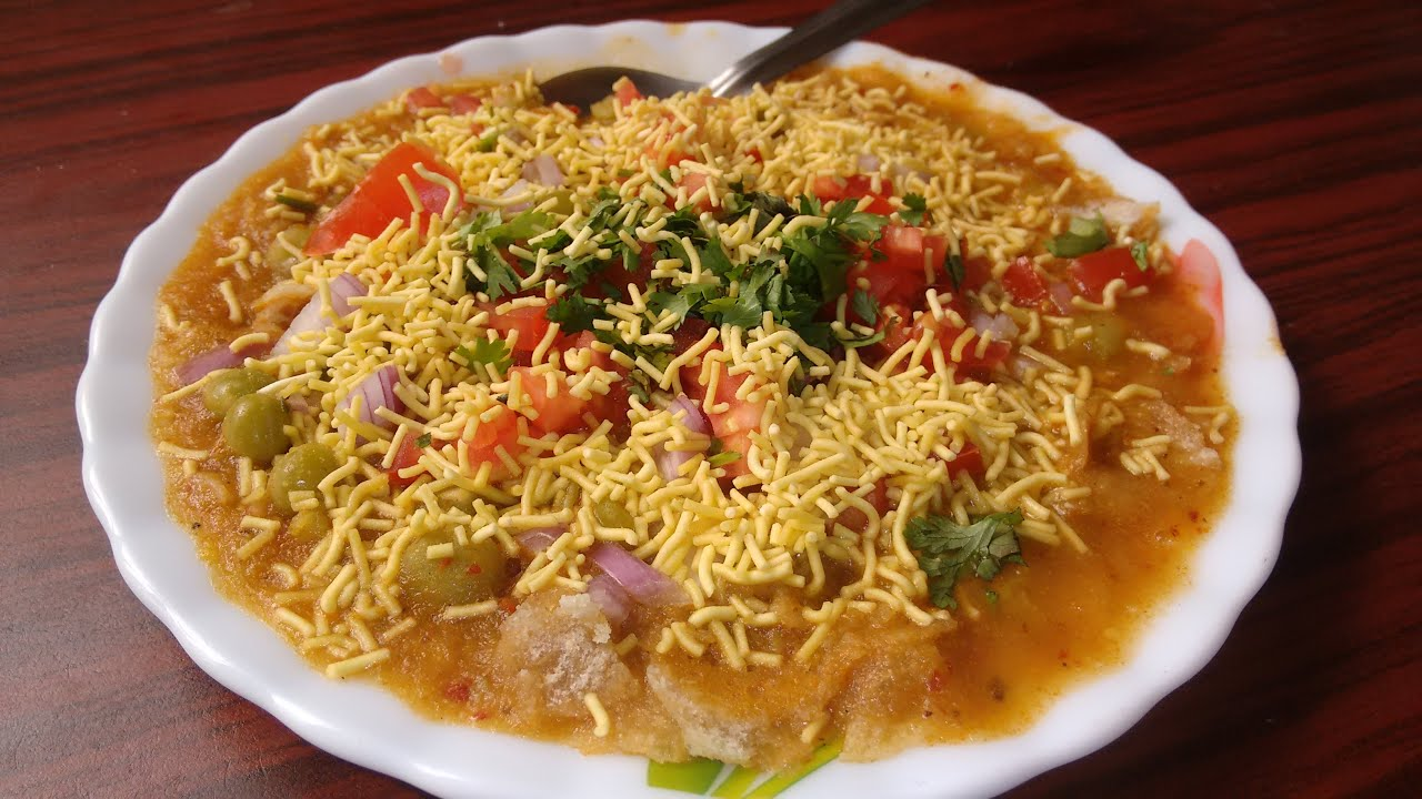 Image result for masala puri