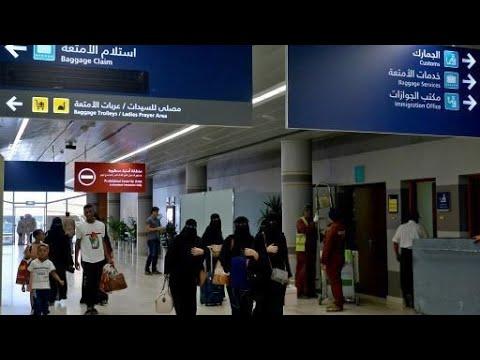 السعودية تبدأ بتنفيذ قرار السماح للنساء فوق سن الـ21 بالسفر دون موافقة أولياء الأمور  - 10:54-2019 / 8 / 21