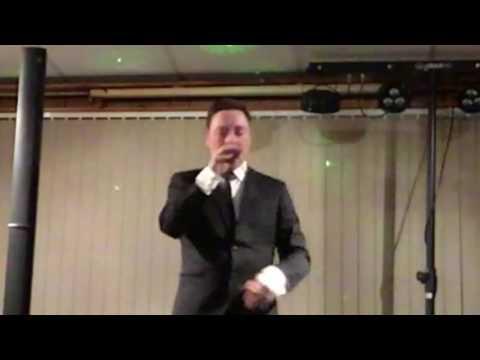 Tony James - live