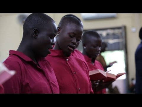 South Sudan centre gives new hope to girls orphaned by conflict