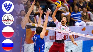 Poland vs. Russia - Full Match | FIVB Men's Volleyball World Cup 2015