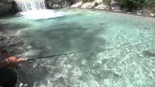 La pesca sul lago di Molveno - Garnì Lago Alpino