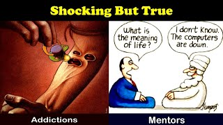 Top 50 Motivational Pictures with Deep Meaning | Sad Reality of Life l One Picture Million Words