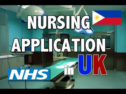 APPLY AS A NURSE IN THE UK! | Watch Very Simple Registration Process Here