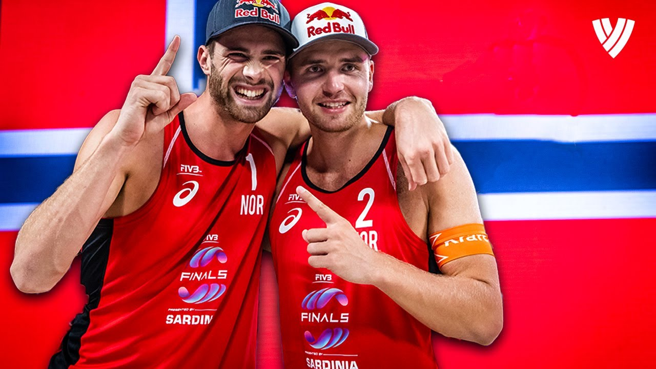 Highlights of the Beach Volley Vikings! 🇳🇴💥🥇 | World Tour Finals 2021