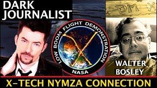 DARK JOURNALIST X-SERIES EPISODE 46: NYMZA X-TECH SECRET UFO DELLSCHAU CONNECTION! WALTER BOSLEY