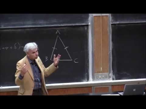 Douglas Hofstadter - Feuerbach's Theorem: A Beautiful Theorem Deserves a Beautiful Proof