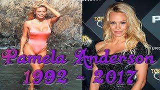► Pamela Anderson || ANTES Y DESPUES ||