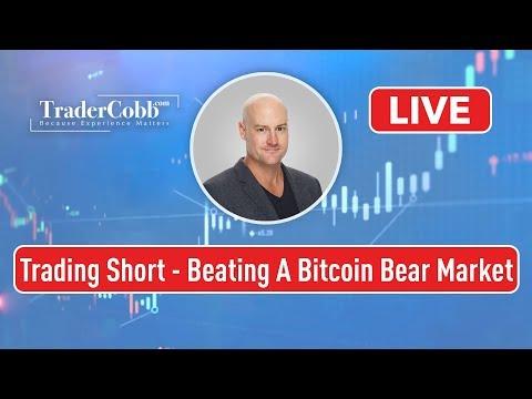 Trading Short - Beating A Bitcoin Bear Market