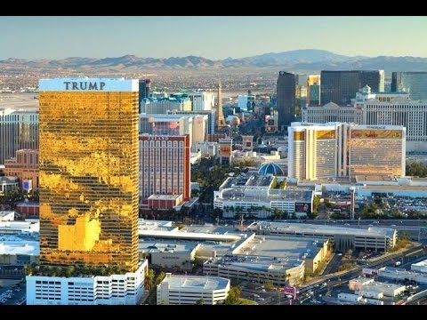 Donald Trump introduces Trump Hotel Las Vegas