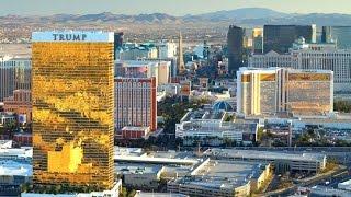Donald Trump introduces Trump Hotel Las Vegas