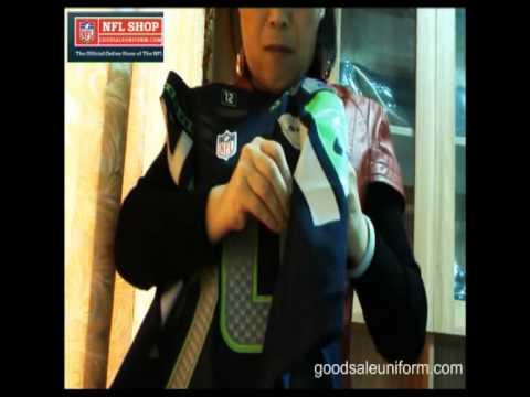 nfl Seattle Seahawks Marshawn Lynch GAME Jerseys