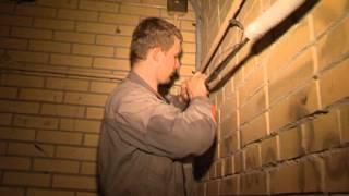видео бронированный оптический кабель