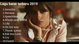 Download lagu Lagu barat terbaru 2019 lagu barat terpopuler 2019 senorita camila cabello