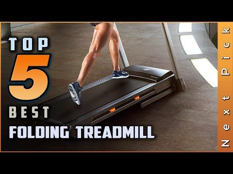 Top 5 Best Folding Treadmill Review in 2020