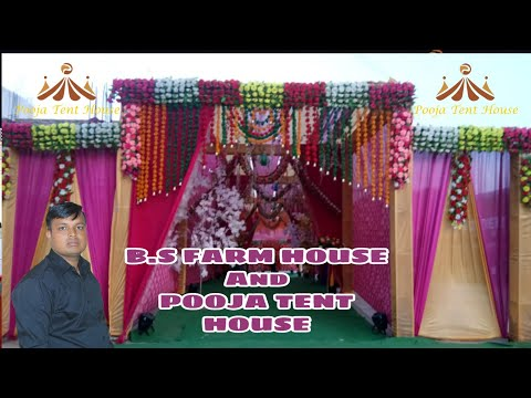 b.s-farm-house,-light,tent,-flowers-decoration-ll-pooja-tent-house-ll
