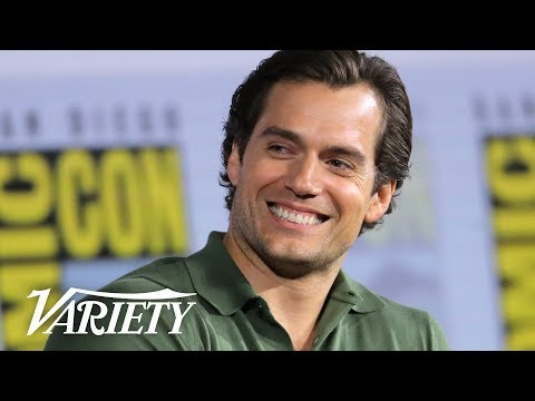 'The Witcher' with Henry Cavill - Full Comic-Con Panel in Hall H
