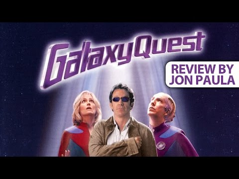 Galaxy Quest -- Movie Review #JPMN