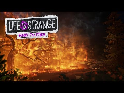 Life Is Strange Before The Storm OST - Episode 1 Ending Soundtrack