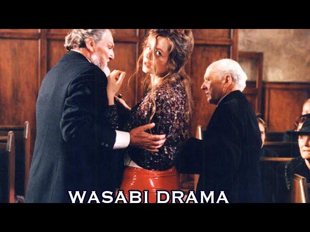 【哇薩比抓馬】丈夫癱瘓後允許妻子出軌,還要求每次做完回來給他說細節,妻子為了愛情只能照辦《破浪》Wasabi Drama