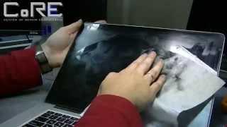 Как удалить царапины с экрана Macbook PRO A1398 | Retina display scratch fix(, 2015-11-02T09:58:44.000Z)