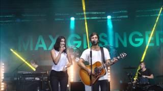 Ins Blaue - Max Giesinger & Elif, Cloppenburg , 29.7.17