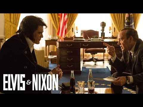 ELVIS & NIXON | Featurette