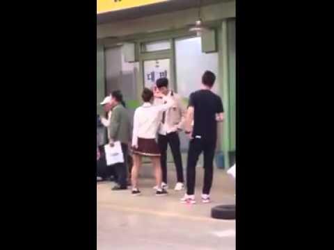Hậu trường Sassy, Go Go - Yoen Doo dạy Kim Yoel nhảy