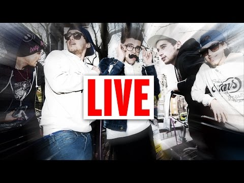 The Janoskians - Live webchat with Mirror Celebs