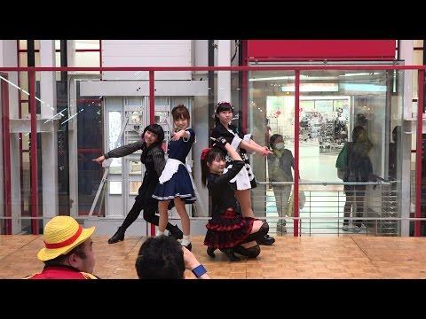 2015/04/18 【とやまde踊ってみた】 春祭り!ファボーレde踊ってみた 第3部①