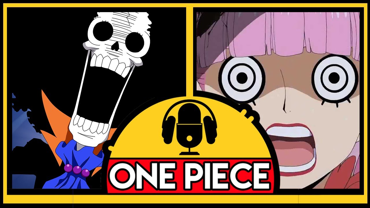 YOHOHOHO It's The One Piece Virgin Podcast - Thriller Bark