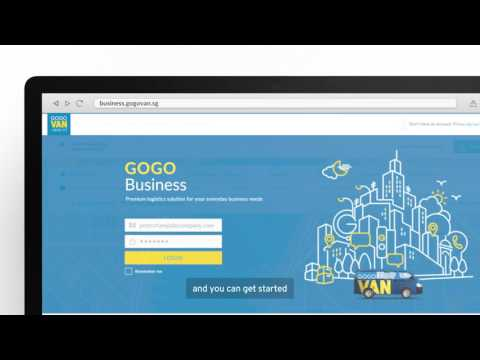 GOGO Business - Your Same Day Delivery Partner (GOGOVAN Singapore)