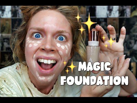 MAGIC FOUNDATION!- FIRST IMPRESSION FRIDAY!