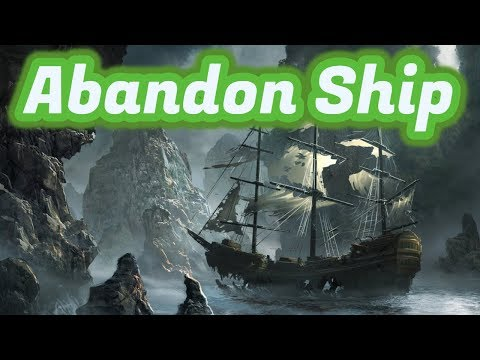 Abandon Ship - Haliphron, Kraken, Gold, All no Problem - Story Mode - Lets Play Gameplay - Ep 9