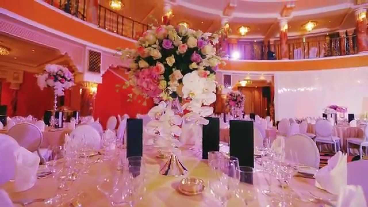 Nigerian Wedding In Dubai At Burj Al Arab By Eventchic Designs
