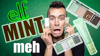 EW, ELF. NO BULLSH*T Mint Melt Collection Review!