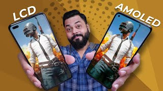AMOLED Screen vs IPS LCD Screen Full Comparison ⚡ Aapne Kaunsa Lena Chahiye?