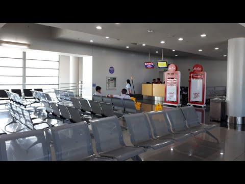 KALIBO INTERNATIONAL AIRPORT PHILIPPINES | SCAM-FREE AIRPORT
