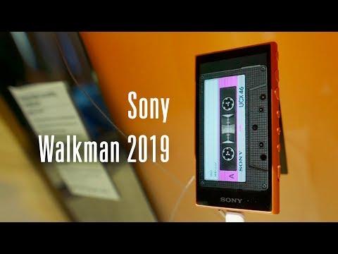 Кассетный плеер от Sony в 2019?!
