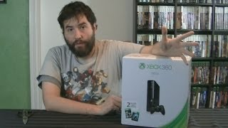 UnBoxing - XBox 360 E - Halo 4 Black Friday Edition (250 GB) - Adam Koralik
