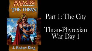 The Thran: Prologue - Remastered - Unofficial Audiobook