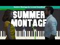 Summer Montage La La Land Soundtrack Piano Tutorial Free Sheet Music mp3