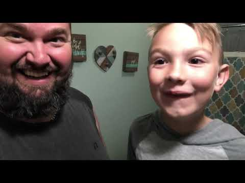 Dave & Jenn - Dave Loses The Beard