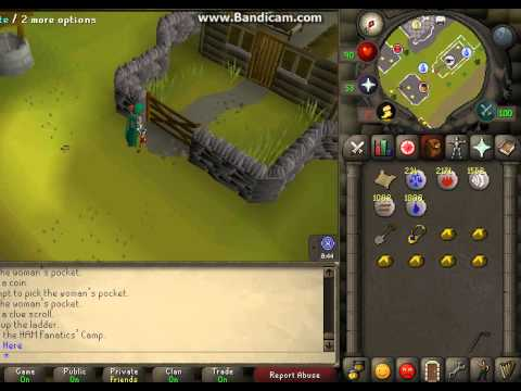 Talk To The Mother Of A Basement Dwelling Son Osrs Easy Clue Youtube