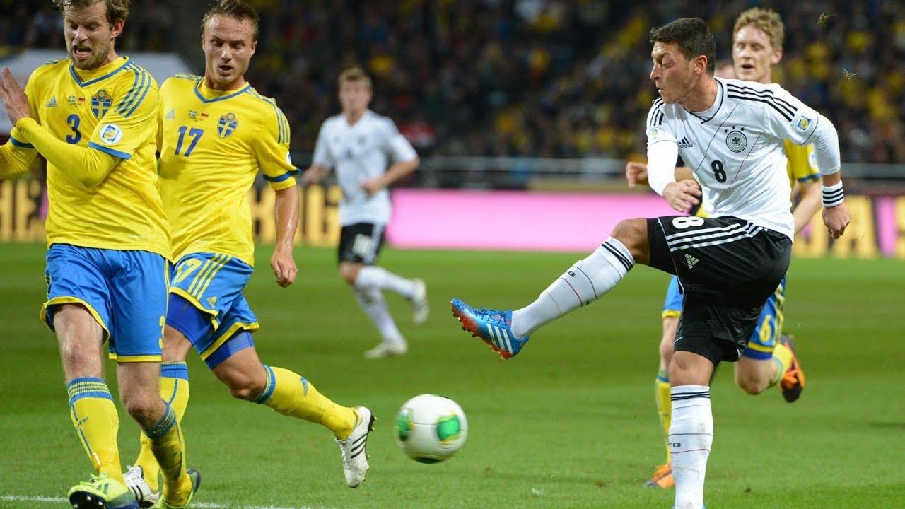 Deutschland - Schweden 2021