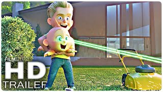 PIXAR POPCORN Trailer (2021) New Incredibles, Cars & Toy Story