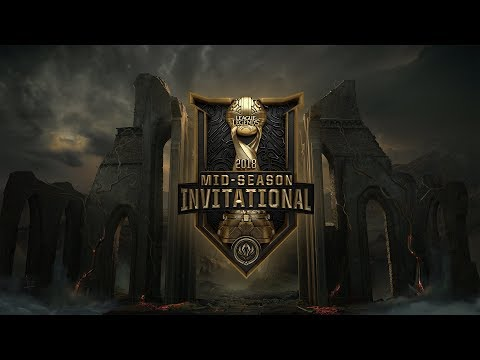 MSI 2018 Yarı Finali: Royal Never Give Up ( RNG ) vs Fnatic ( FNC )
