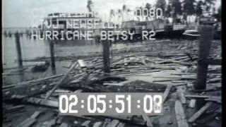 Hurricane Betsy 1965  Part-6 and Final - More Damage!
