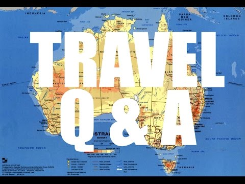 BACKPACKING AUSTRALIA? YOUR QUESTIONS... ANSWERED!
